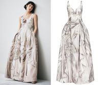 H&M's new eco bridal gowns collection: wedding dresses on