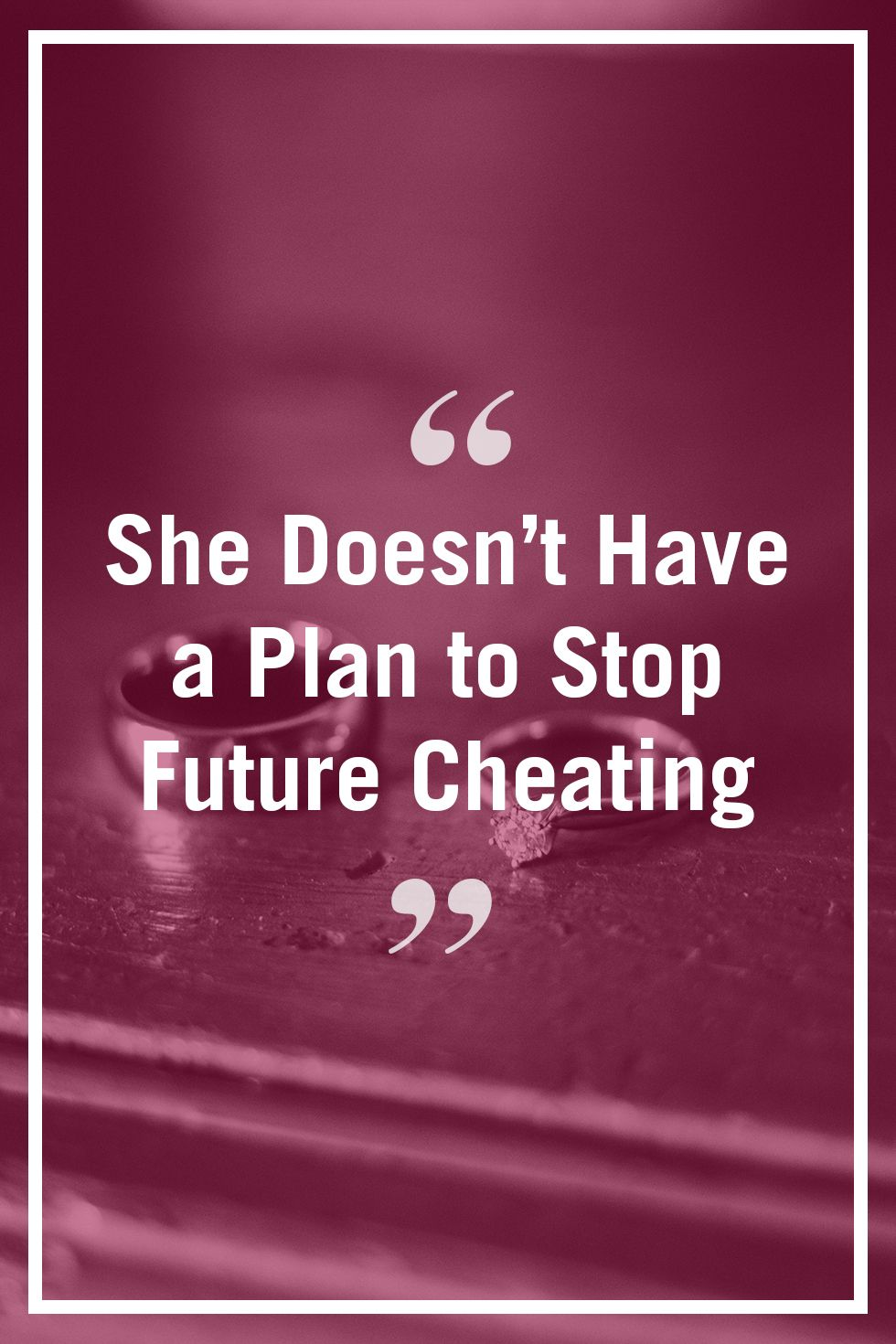 When A Husband Cheats 27 Reasons You Should Not Take Back A Cheating Spouse