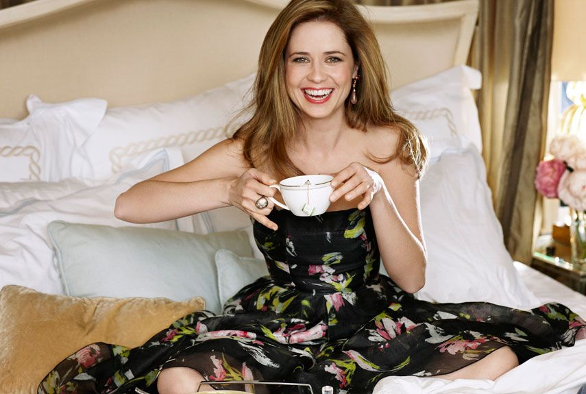Jenna Fischer Fashion Pictures Quotes And Pictures Of