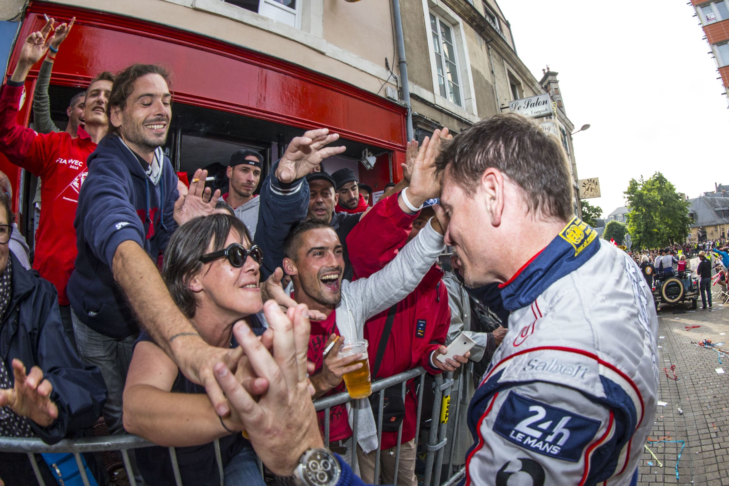 Le Salon Le Mans An American Rookie At Le Mans What They Don T Tell You Part Deux