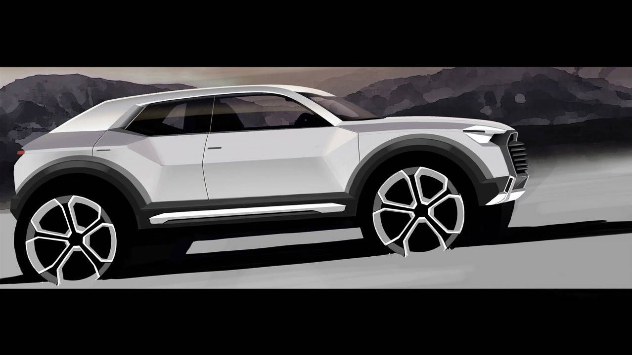 Cuv Car 2016 Audi Q1 Cuv Future Car News