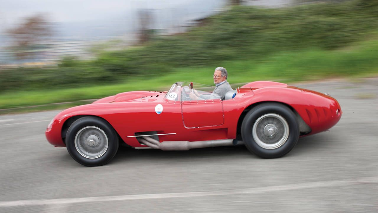 Maserati 350s Stirling Moss Maserati 450s Auctions