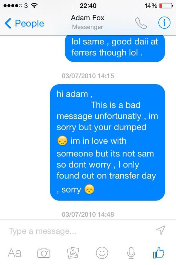 Cheater Girl Wallpaper 11 Brutal Text Message Breakups That Will Seriously Hurt