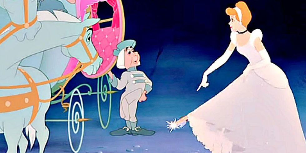 Cute Cartoon Couples Wallpapers This New Fact About Cinderella S Glass Slippers Will Ruin