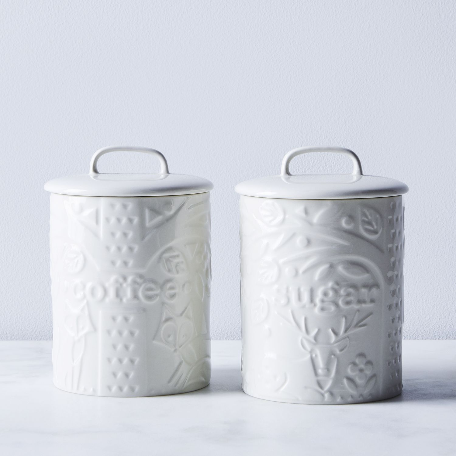 Housewarming Gifts For Young Couples Mason Cash Forest Coffee Sugar Canisters