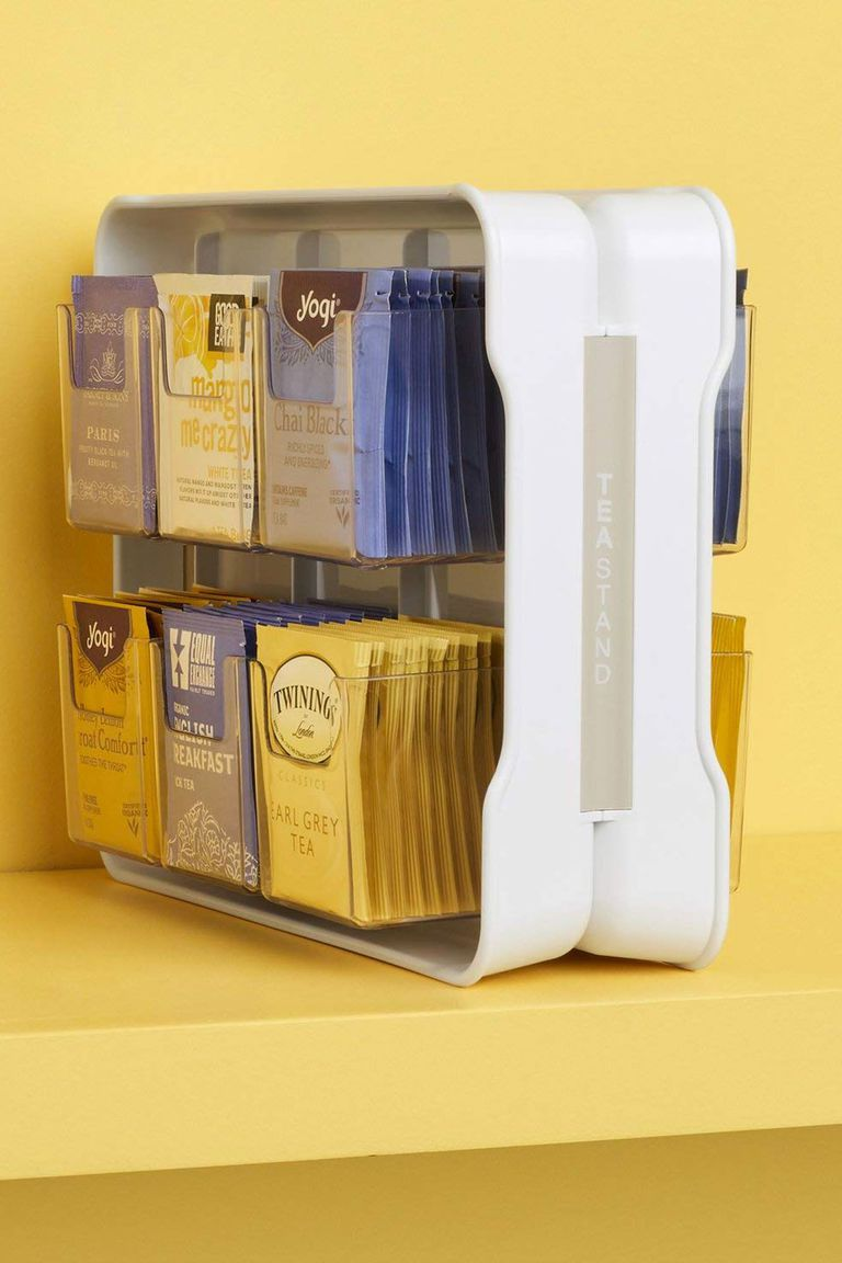 Kitchen Organizer Storage Tea Bag Organizer