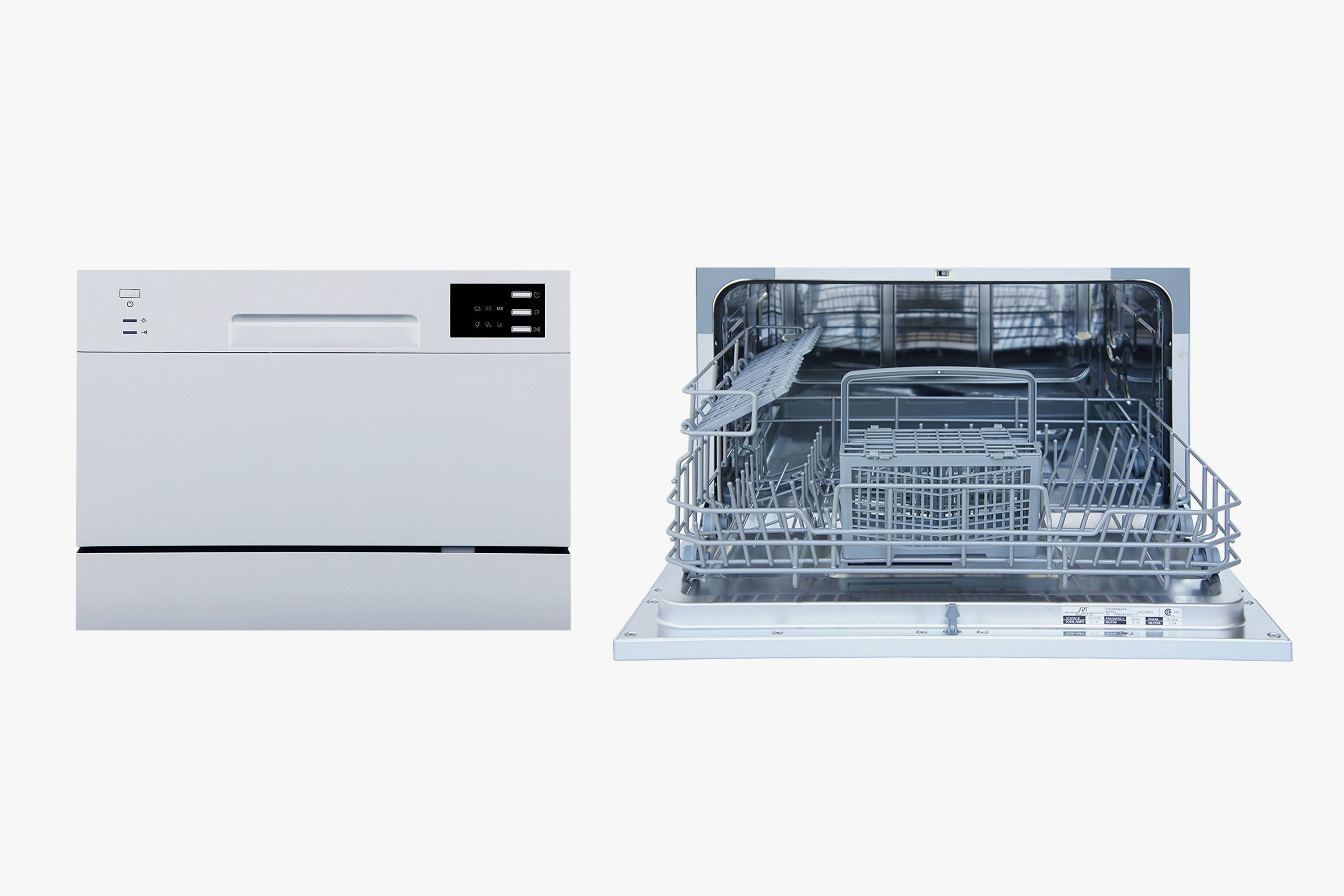 18 Portable Dishwasher Canada Spt Sd 2225ds Countertop Dishwasher