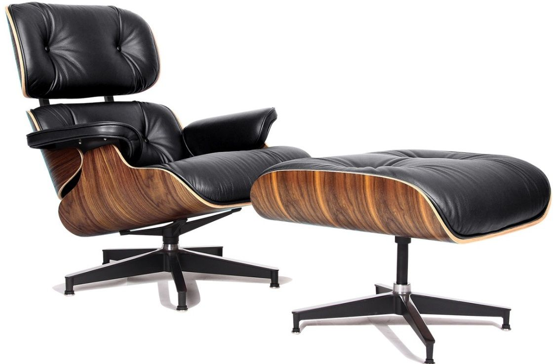 Charles Eames Lounge Chair What Is An Eames Lounge Chair? - Eames Lounge Chair Style