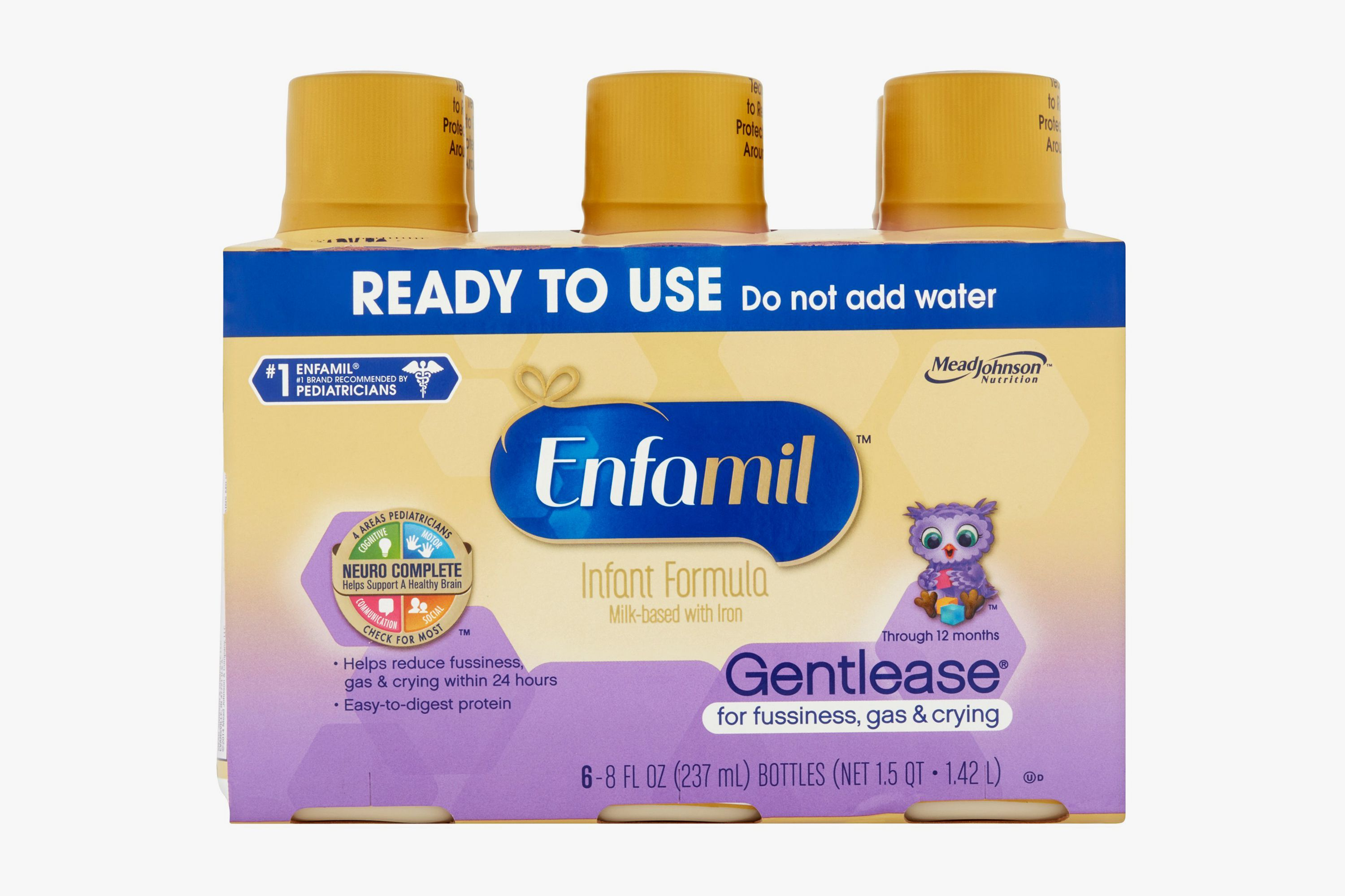 Baby Only Likes Ready Made Formula 9 Best Baby Formulas For 2019 Top Formula Brands For
