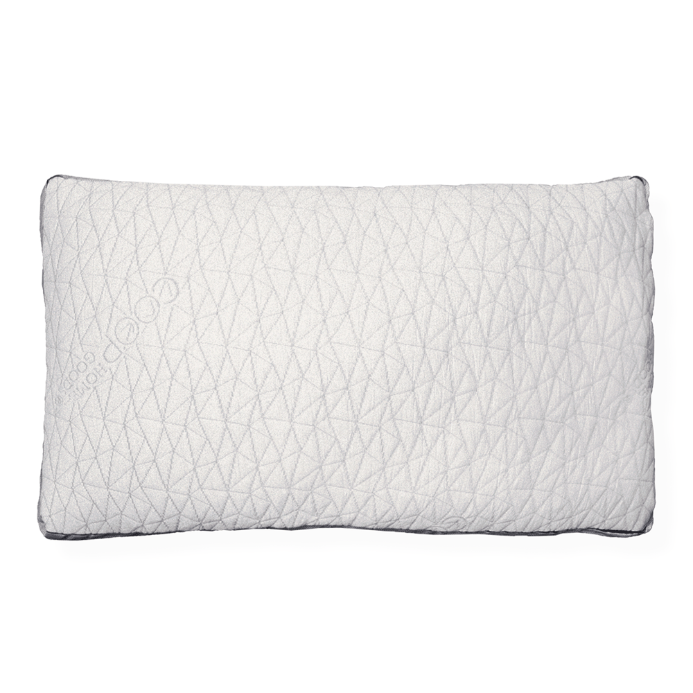 Firm Memory Foam Pillow Coop Home Goods Adjustable Pillow