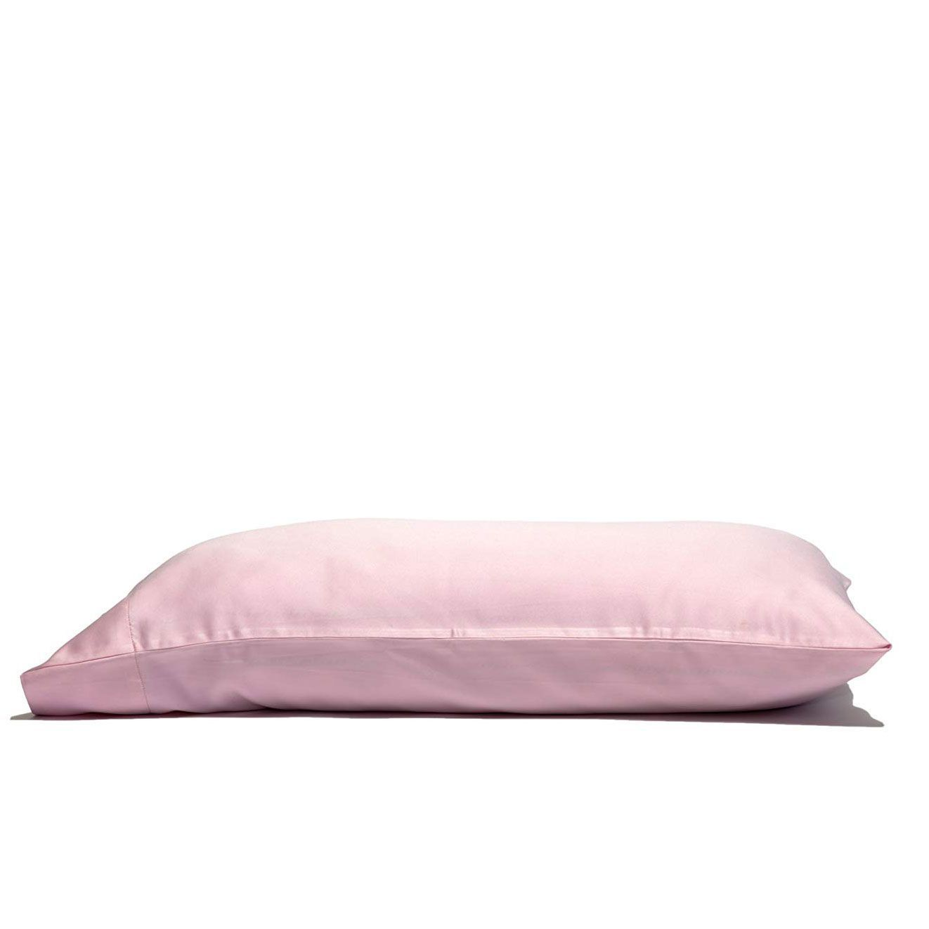 Satin Pillowcases With Zipper Most Durable Savvy Sleepers Anti Aging 100 Satin Pillow Case