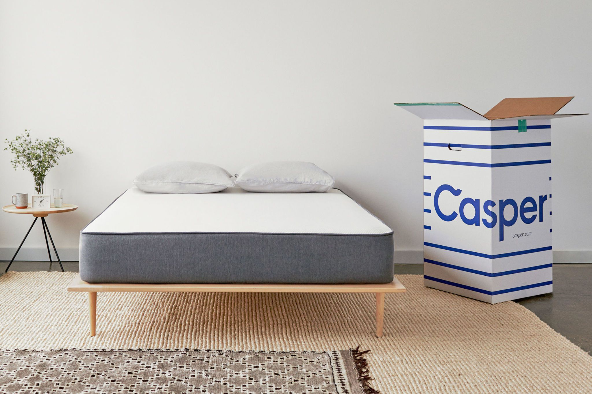 Firmest Mattresses On The Market Casper Mattress