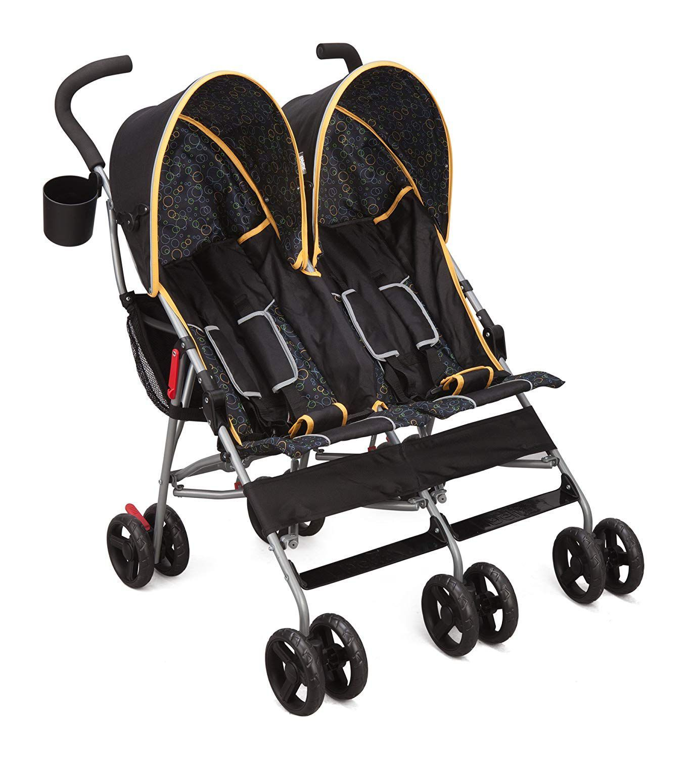 Newborn Baby Buggy Reviews Delta Children City Street Lx Side By Side Stroller