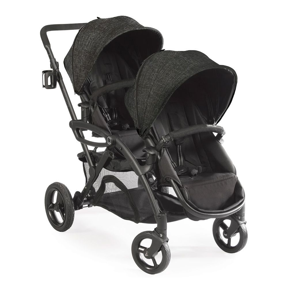 Best Newborn Prams Australia 2018 Contours Options Elite Tandem Double Stroller