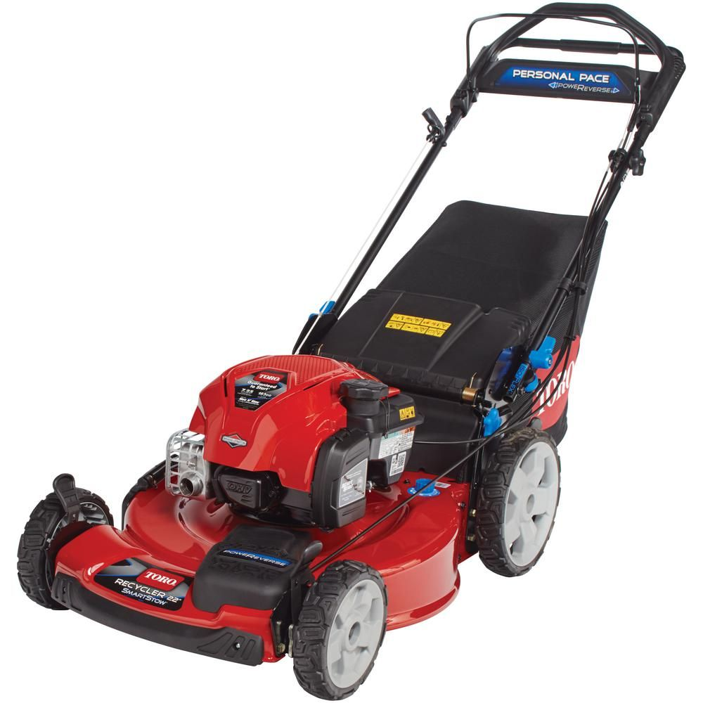 Electric Lawn Mower Sale Toro Personal Pace Power Reverse 20355