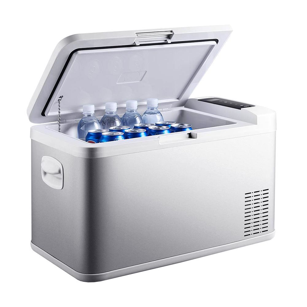 Small Portable Fridge Ausranvik 26 Quart Portable Fridge Car Cooler