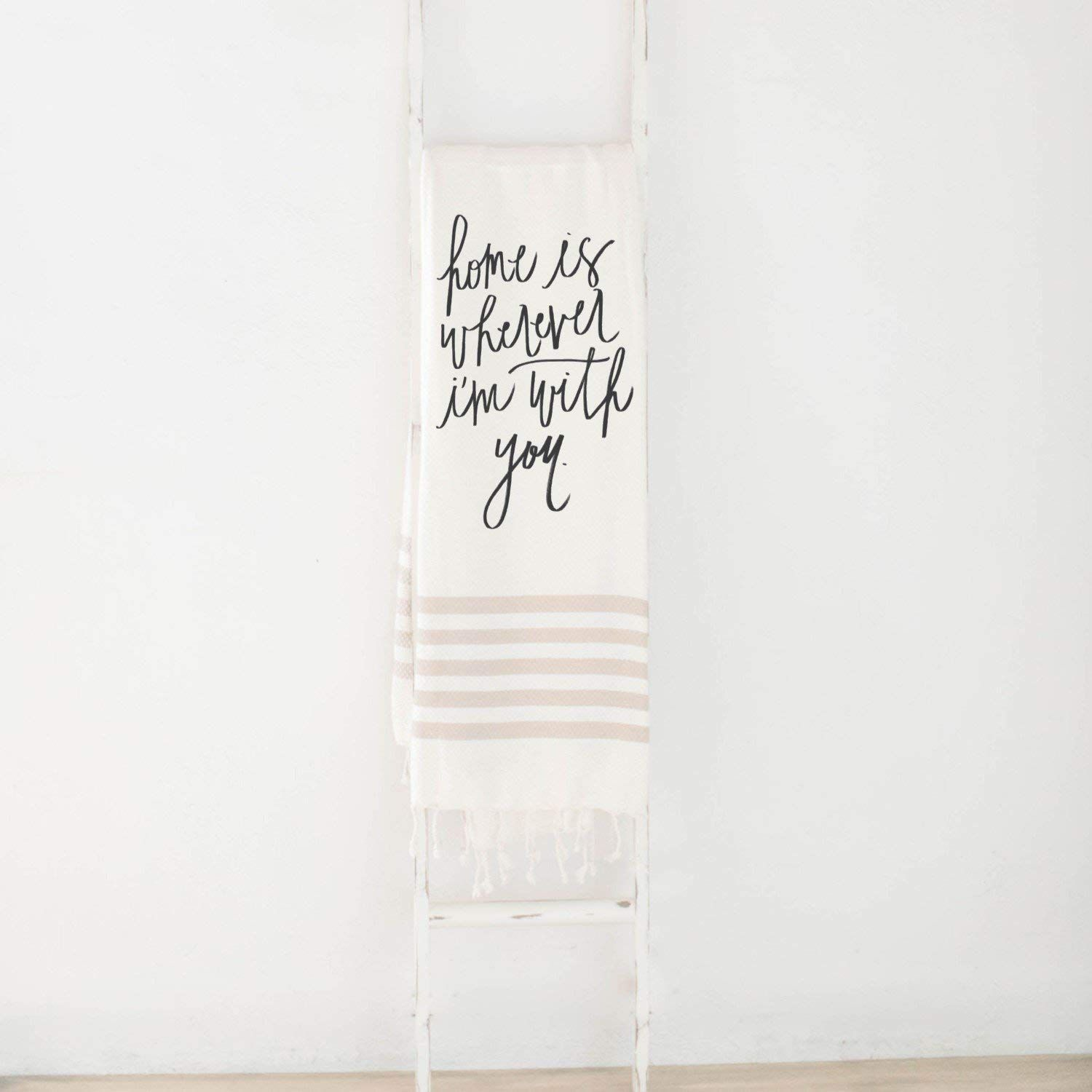 What To Buy For Housewarming Party Home Is Wherever I M With You Blanket