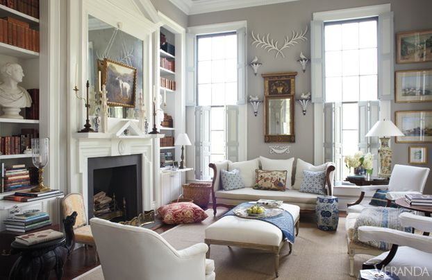12 of the Most Gorgeous Living Rooms in the South - southern living living rooms