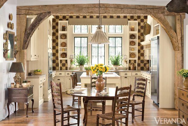 40+ Kitchen Decorating Ideas - Modern \ Rustic Kitchen Decor Ideas - kitchen decoration ideas