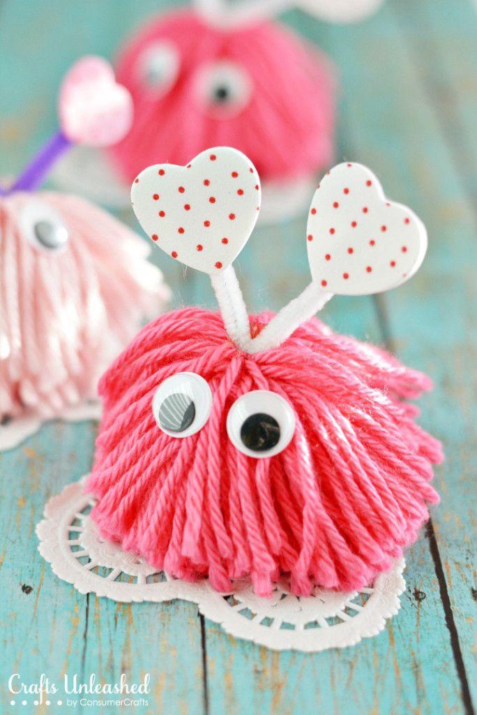 22 Valentine\u0027s Day Crafts for Kids - Fun Heart Arts and Crafts