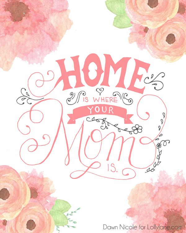 23 Mothers Day Cards - Free Printable Mother\u0027s Day Cards
