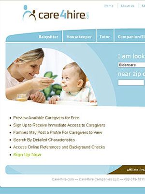 Best Websites for Finding a Babysitter at WomansDay
