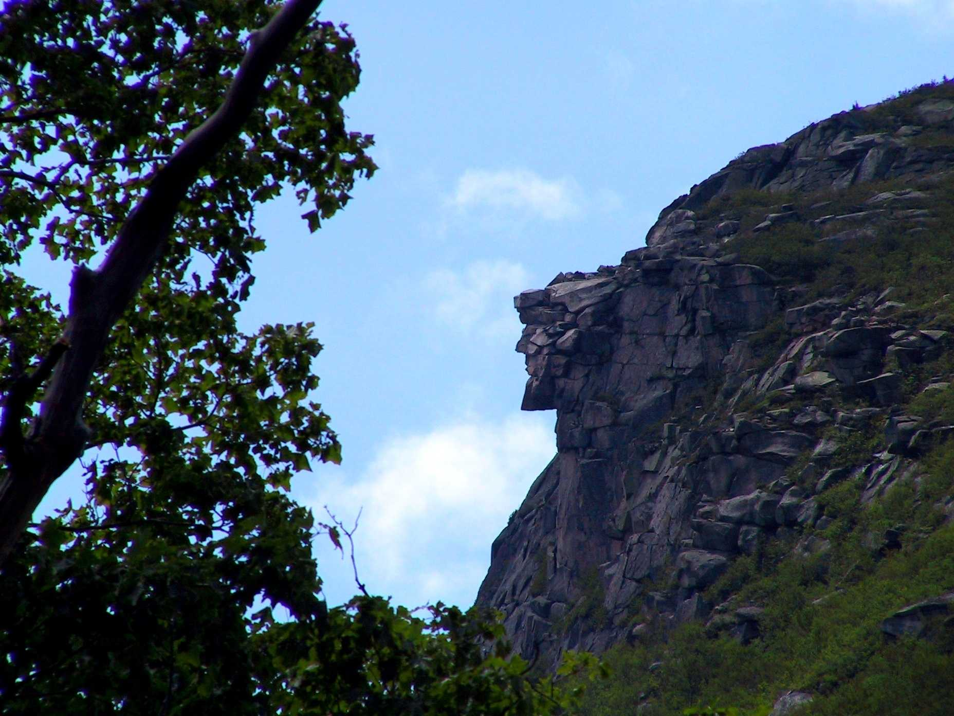 Things You May Not Know About The Old Man Of The Mountain