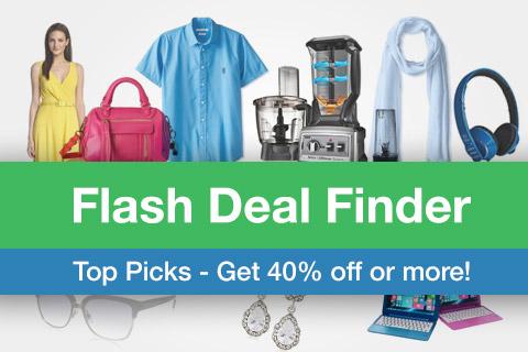 Flash Deal Finder – Weekend Top Picks 2/6/16
