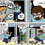 Mishaps In Zombie Love