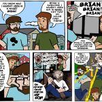 Brian's A Jerk