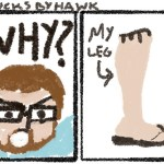 Leg Loss Sucks