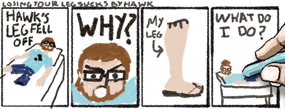 Leg Loss (Part 2)