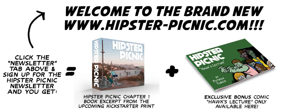 Welcome To Hipster Picnic!