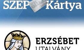 SZÉP kártya és az Erzsébet utalvány