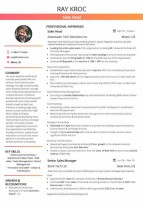Operations Associate Resume Sample by Hiration - associate relationship manager sample resume