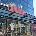 What's Red on the Outside and Green All Over? Vancouver's Commune Café