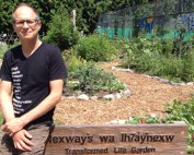 Ian Marcuse, Community Food Developer, Grandview Woodland Food Connection