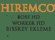 boss-worker-bisskey-ekleme