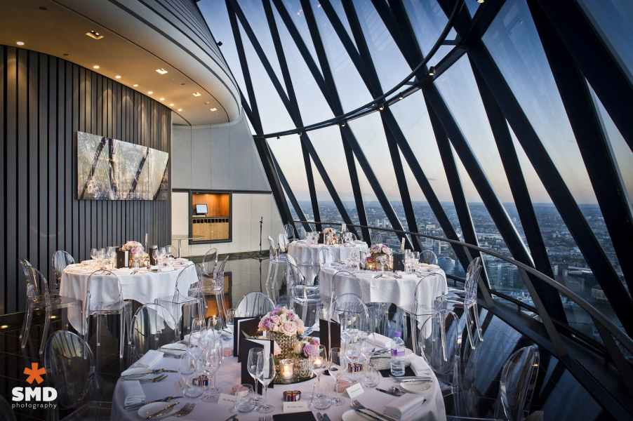 Hire Searcys At The Gherkin
