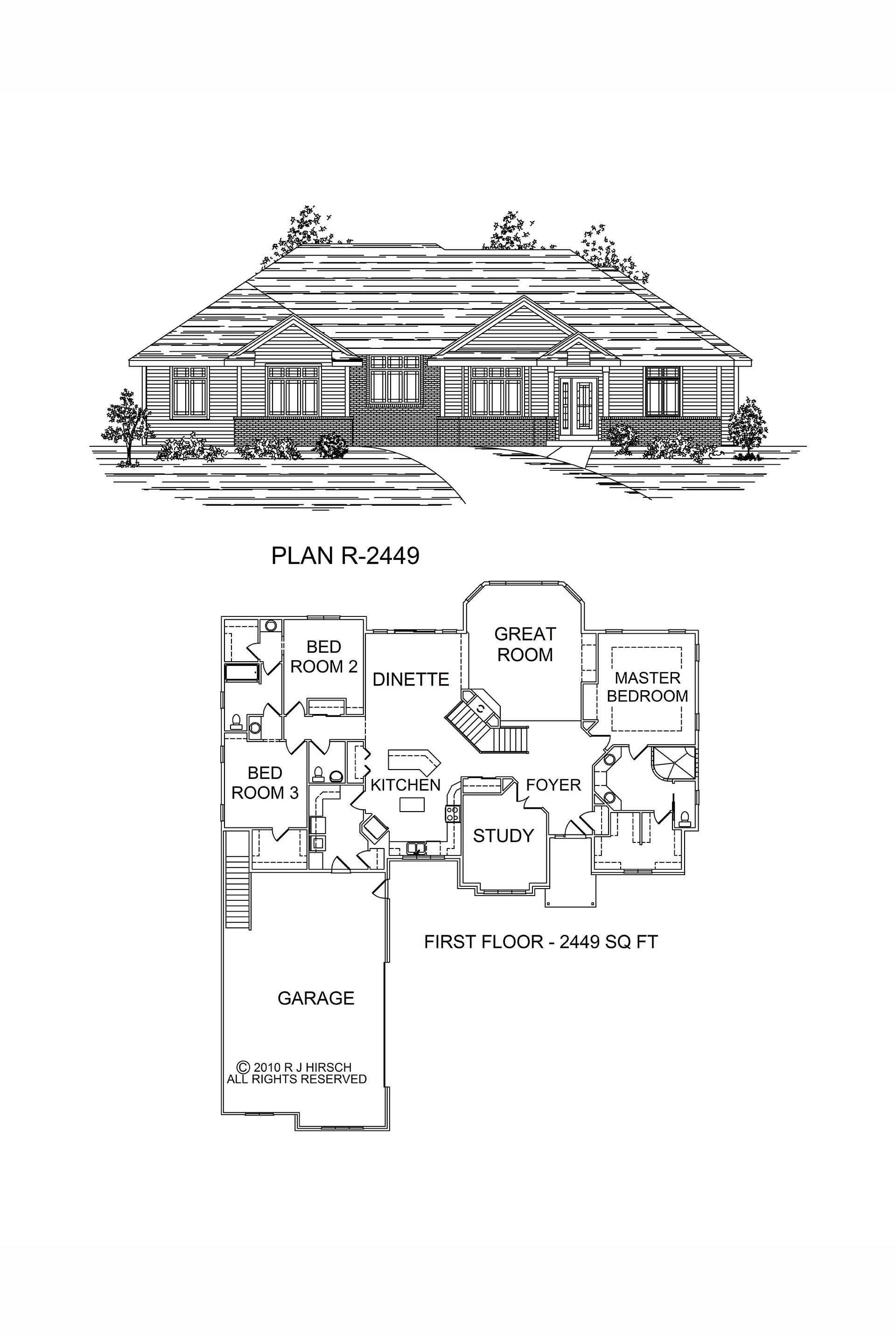 Garage Builders Janesville Wi Rj Hirsch Builder Home Plans Design Homes New Home Plans Janesville Wi
