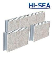 Marine Composite Aluminum Honeycomb Wall Panel Supplier ...
