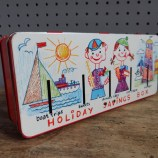 holiday savings box