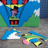 Hot air balloon jigsaw
