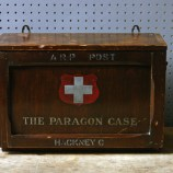 Vintage Paragon first aid case | H is for Home