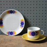 Vintage Seltmann Weiden tea trio | H is for Home