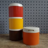 Tupperware spice tower