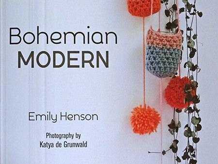Bohemian Modern title page