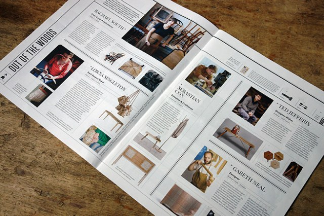 makers featured in Warehouse Home magazine
