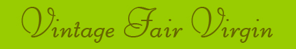 """Vintage Fair Virgin"" blog post banner"