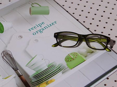 Recipe organiser from Ryland, Peters & Small | @hisforhome